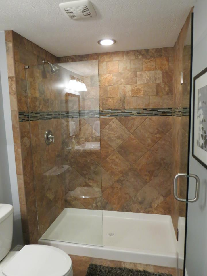 Custom carpentry in dayton ohio the ohio home doctor for Bath remodel dayton ohio