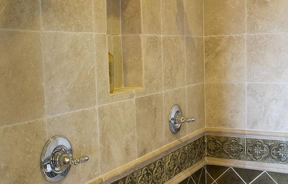 Custom Tile and Stone Showers in Dayton Ohio