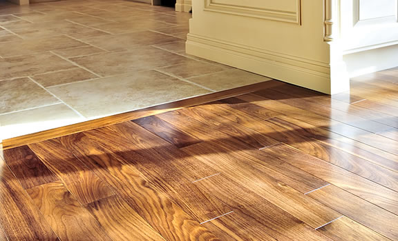 hard wood floors finest hardwood floor in kitchen