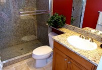 Small Bathroom Remodeling Ideas in Dayton, Ohio.