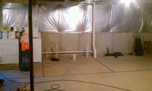 Basement Remodeling Dayton Ohio proper planning for your next basement finishing project