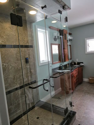 Bathroom remodeling contractor in dayton ohio ohio for Bath remodel dayton ohio