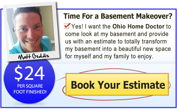 Book Your Basement Remodeling Estimate