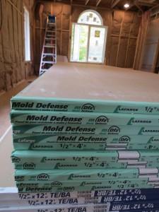 Moisture Defense Drywall