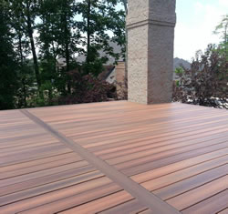 Composite Deck Builder in Cincinnati, Ohio.