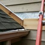 Proper Drip Detail for Cedar Siding Using Vinyl Drip Cap