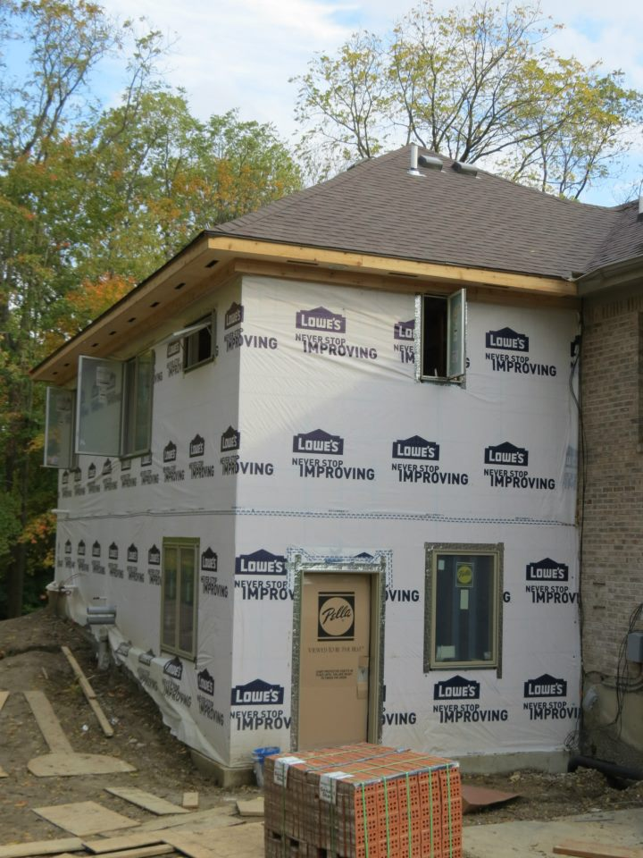 Exterior Remodeling In Dayton Springboro Centerville OH New Construction And Remodeling Companies Exterior