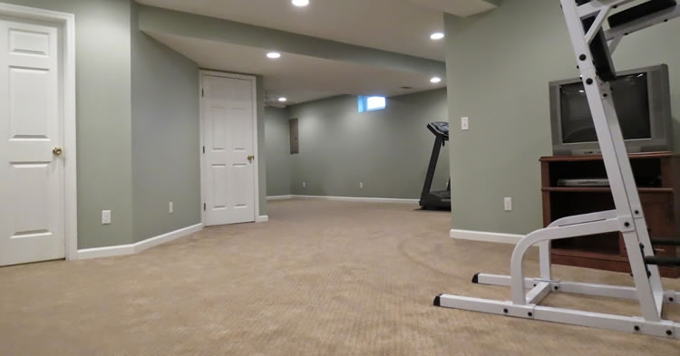 Basement Remodeling And Finishing In Dayton Ohio Ohio
