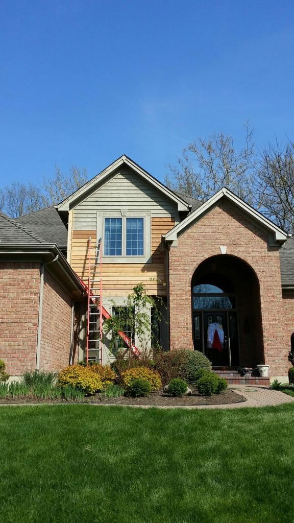 Exterior remodeling in dayton springboro centerville oh - Exterior home repairs ...