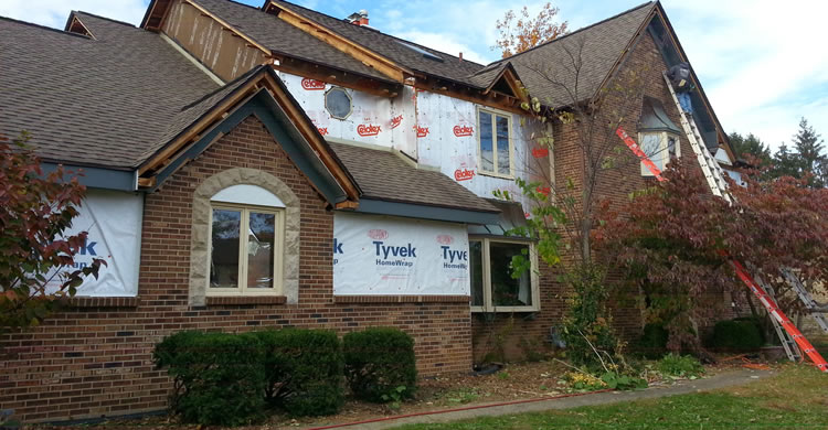 Exterior Remodeling in Dayton | Springboro | Centerville OH