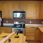 Stove Pic Kitchen Before