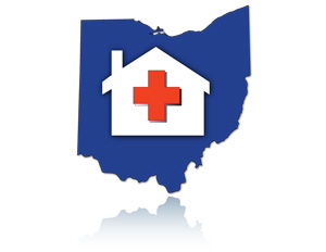 Ohio Home Doctor Logo