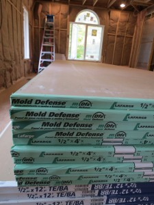 Moisture Defense Drywall