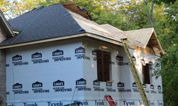 Centerville Ohio Roofing Company.