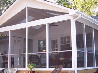 Centerville Sunrooms and Screen Porches.