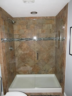 Custom Tile Showers in Cincinnati
