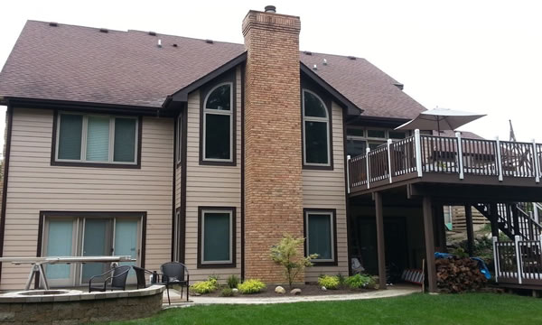 Fiber Cement Siding Installer in Cincinnati, Ohio.
