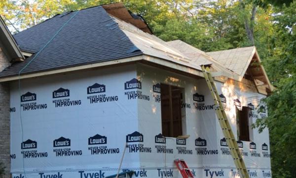 Roofing Contractor in Cincinnati, Ohio.