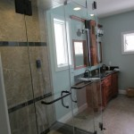 Steam Shower In New Dayton Room Addition