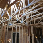 Dayton Room Addition Framing