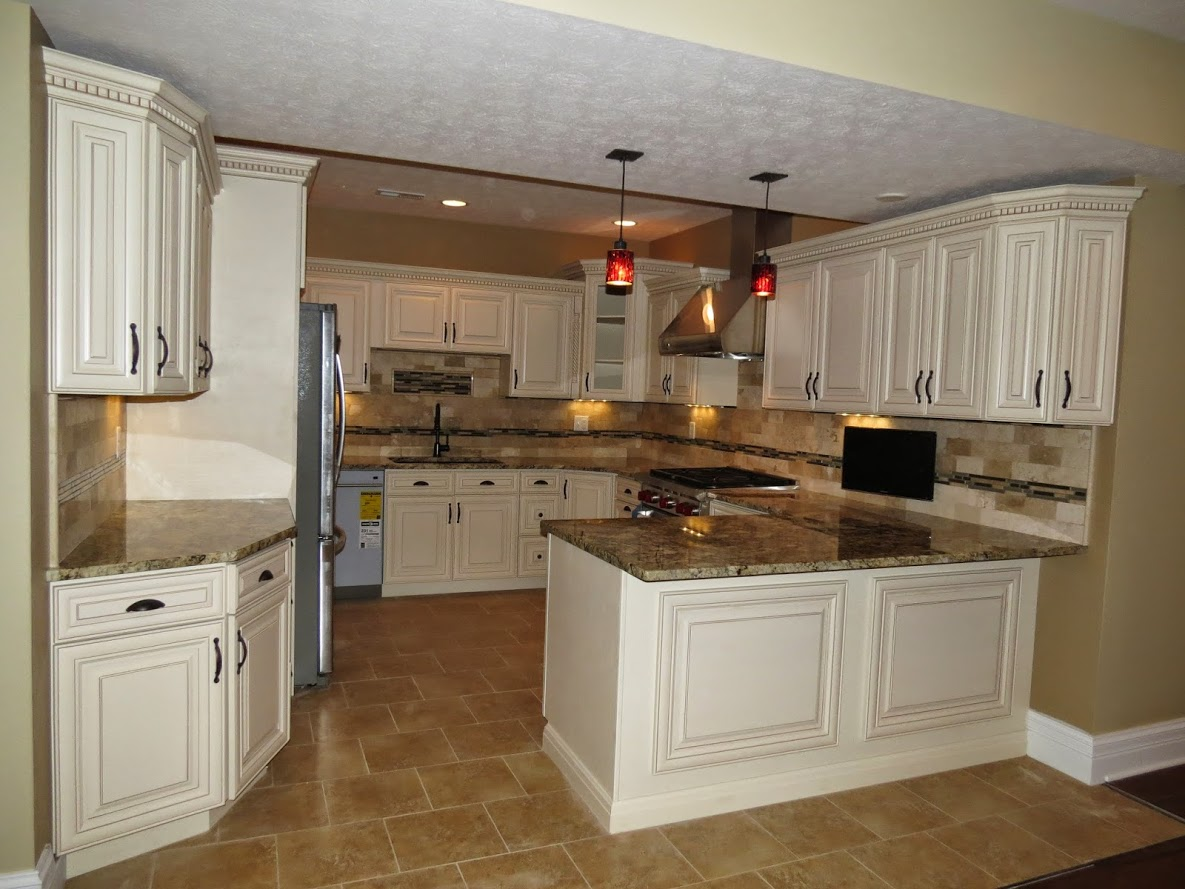 Kitchen remodeling in dayton springboro centerville oh for Kitchen improvements