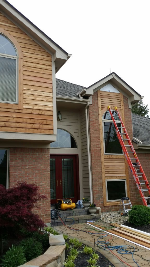 Exterior Remodeling In Dayton Springboro Centerville Oh
