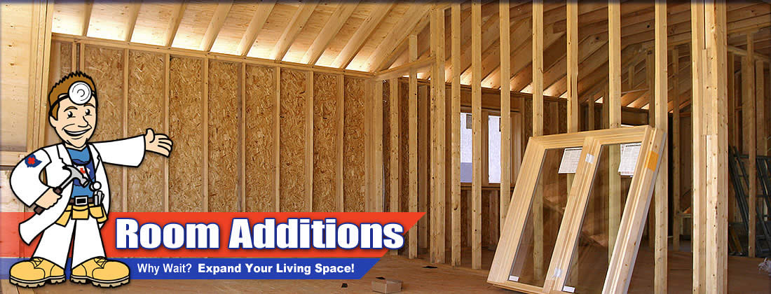 Home Addition Builder Dayton Ohio