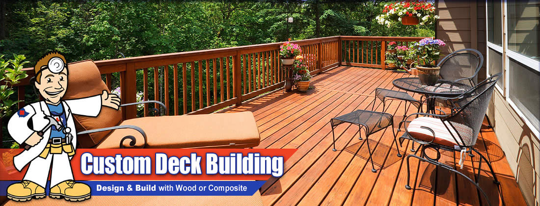 Custom Deck Builder Dayton Ohio
