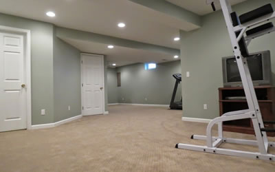 Basement Finishing Contractor Dayton Ohio